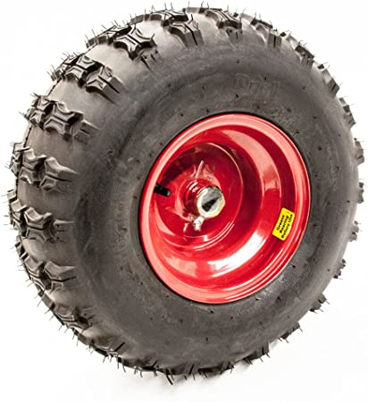 Amazon Com Yutrax Tk78 Replacement Tire And Wheel Assembly Atv Trailer Tx158 Tx159 Garden Outdoor