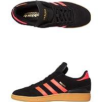 adidas Skateboarding Busenitz, Core Black-Solar Red-Gum