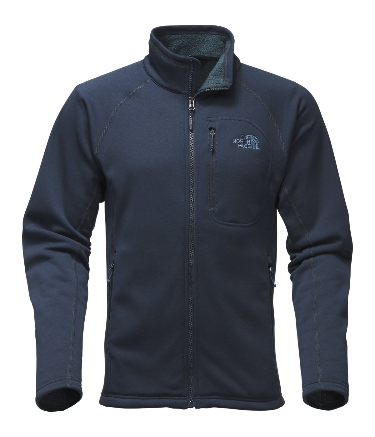 The North Face M Timber Full Zip Up Urban Navy Mens L