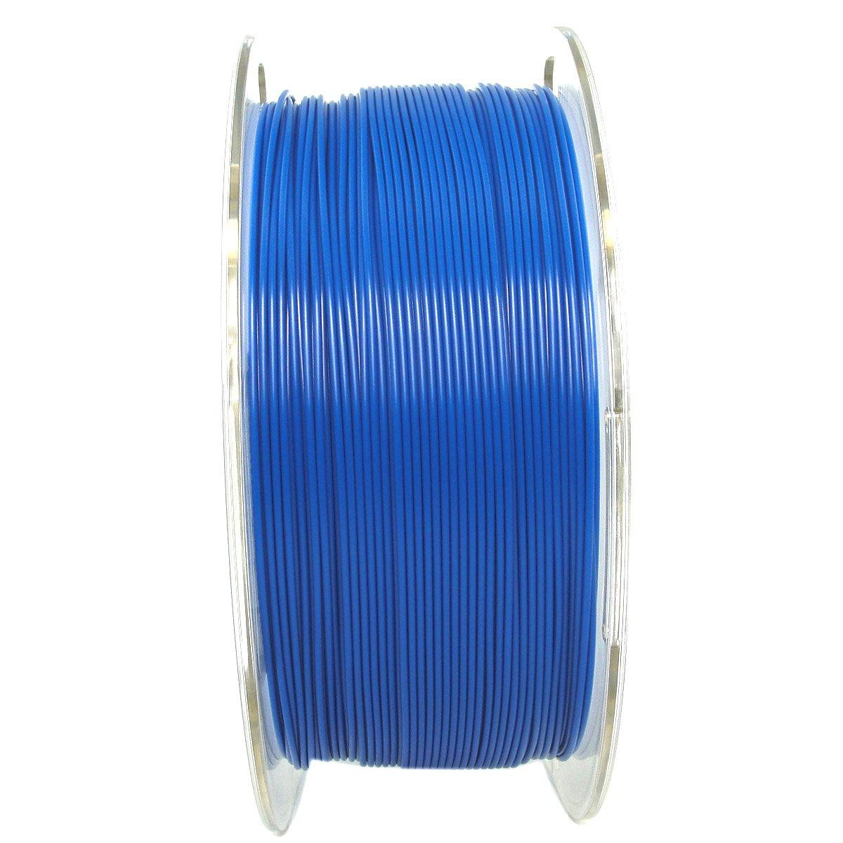 Yousu libre de enredos de 1,75 mm ABS 3d filamento impresora azul ...