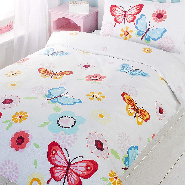 Courtleigh - Juego de sábanas para cama individual (140 x 200 cm ...