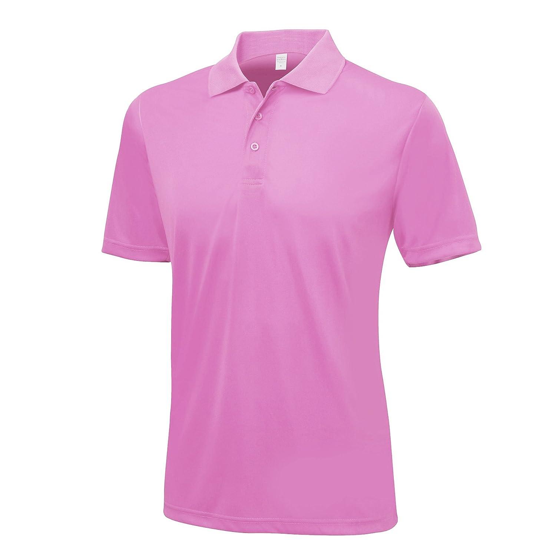 ff87e303b424 AWDis Just Cool Herren Kurzarm Poloshirt  Amazon.de  Bekleidung