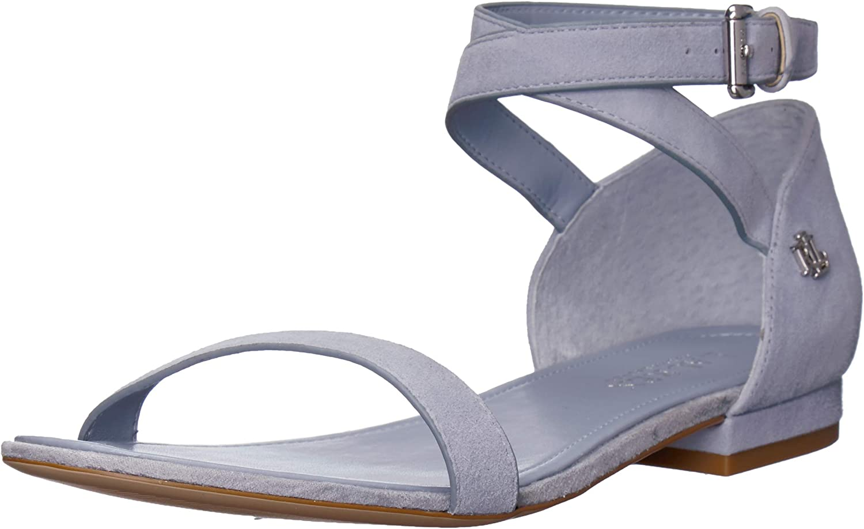 Lauren by Ralph Lauren Women's Davison Flat Sandal