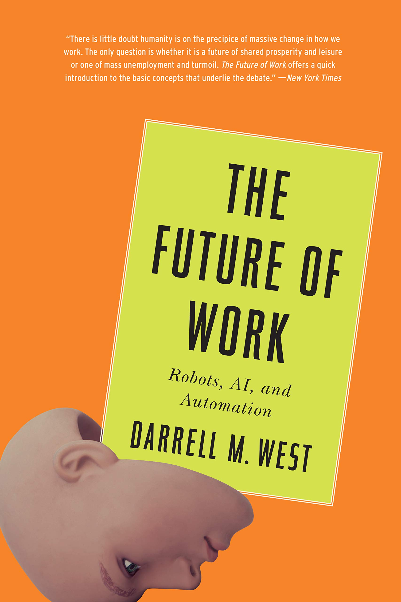 Future Of Work  Robots AI And Automation