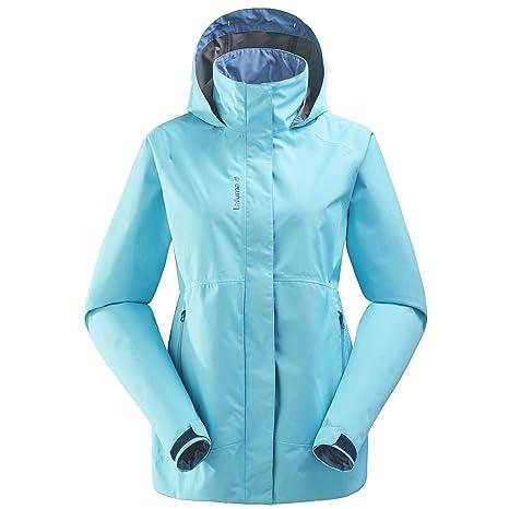 Lafuma Way GTX Zip-in JKT W – Chaqueta Goretex Mujer, Color Azul,