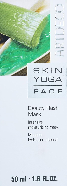 Artdeco Face Yoga Piel femme/mujer, máscara de belleza Flash ...