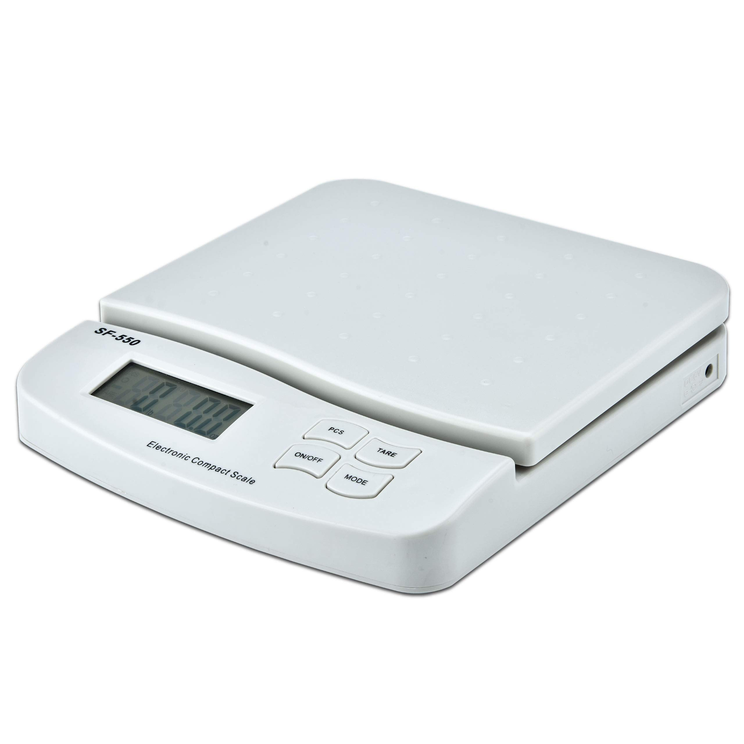 Horizon SF-550 V2 55 LB x 0.1 OZ Digital Postal Shipping Scale with Counting Function