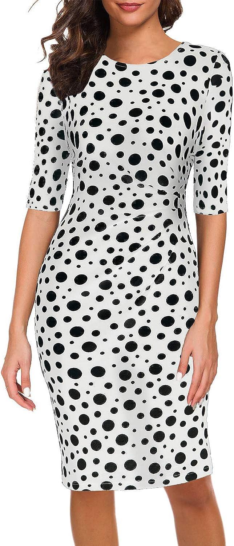 Vintage Fabric Handmade Party Dress 1950/'s Full Skirt- Black Size 34