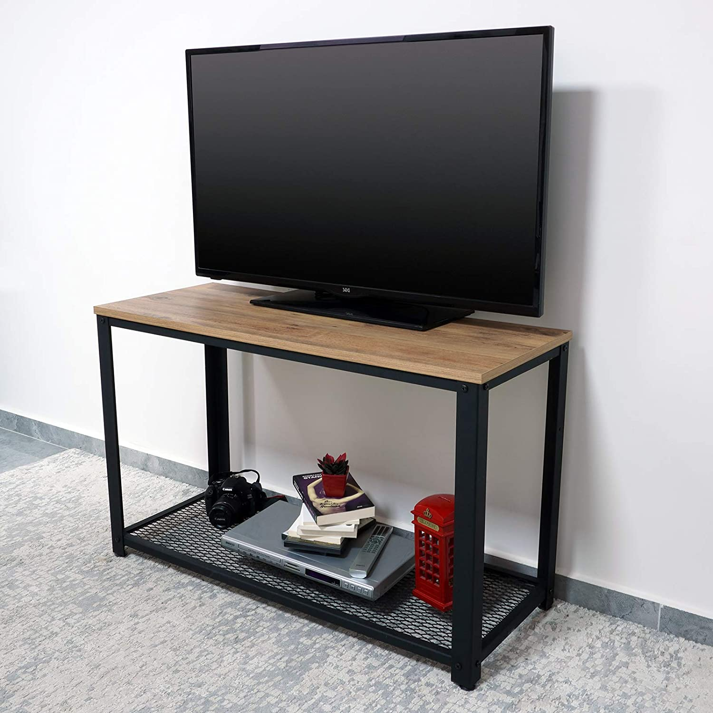 Yurupa Vision RG38-A-04 - Mueble para televisor (Aspecto de Madera): Amazon.es: Hogar