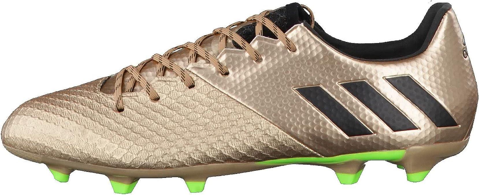 adidas Messi 16.2 FG, Scarpe da Calcio Uomo, Marrone (Bronzo