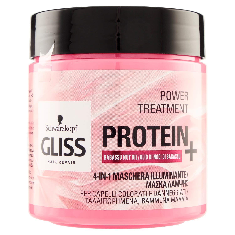 Gliss - Mascarilla Proteína 4 en 1