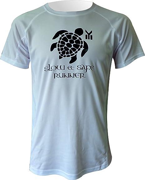 Camiseta EKEKO Tortuga, Atletismo, Running y Deportes en General ...