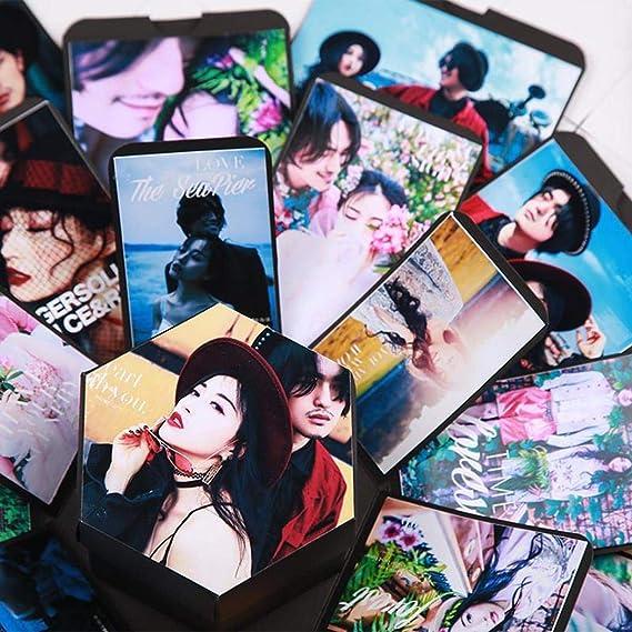 Amazon.com: Lunir Explosion Box Lovers Birthday Valentines Day Christmas DIY Album Creative Gift Albums