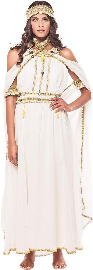 chiber Disfraces Disfraz Diosa Griega Afrodita (Talla L (Grande ...