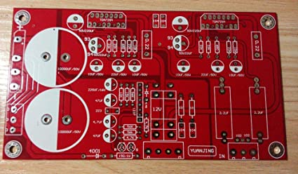 Generic TDA7294 amplifier board PCB board TDA7293 PCB: Amazon in