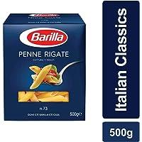 Barilla Penne Rigate (500gm)