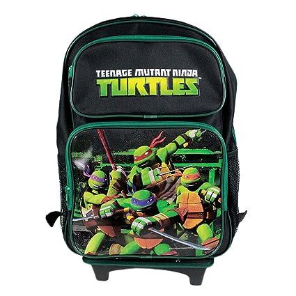 Amazon.com: Nickelodeon Teenage Mutant Ninja Turtles Rolling ...