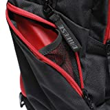 Dainese D-Quad Motorcycle Backpack - Black/Red