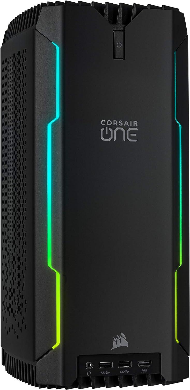 CORSAIR ONE i145 Compact Gaming PC - Intel Core i7-9700K, GeForce RTX 2080 Super, 960GB M.2, 2TB HDD, 32GB DDR4