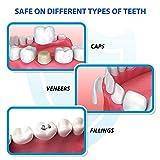 Tansmile Charcoal Teeth Whitening Strips, White