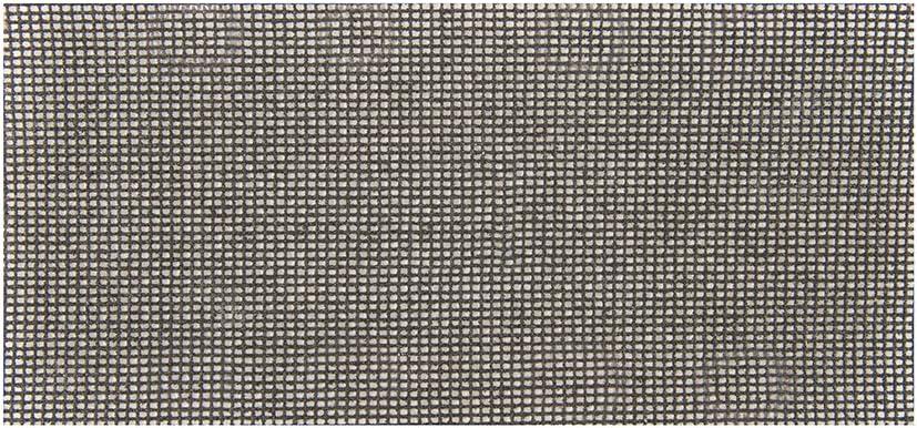 Silverline 543159 Lot de 10 Feuilles abrasives treillis 93 x 230 mm grain 80