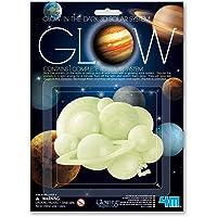4M Glow-in-the-Dark 3D Solar System