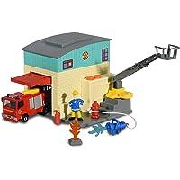 Dickie Toys- Feuerwehrmann Estación de Bombero Station