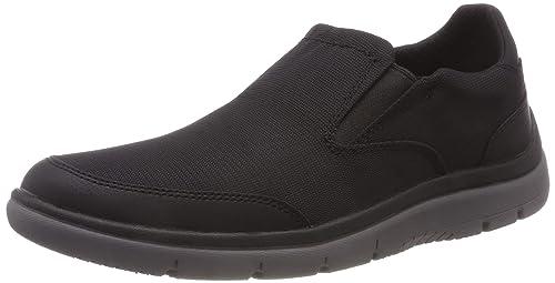 Clarks Tunsil Step, Zapatillas sin Cordones para Hombre: Amazon.es: Zapatos y complementos