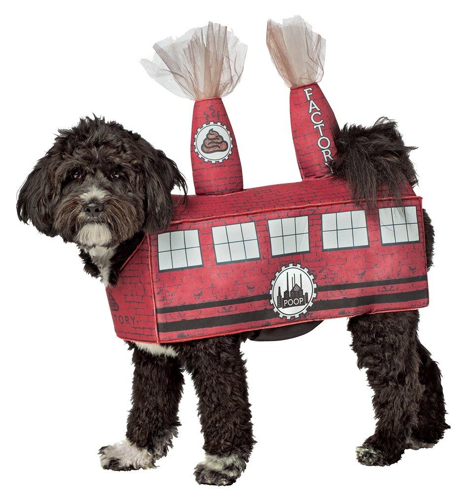 Faerynicethings Poop Factory Pet Costume - Medium/Large by Faerynicethings