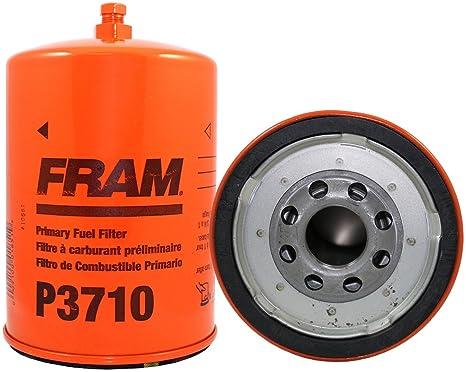 amazon com fram p3710 spin on diesel fuel filter automotive Fram HPG1 Fuel Filter
