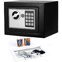 Flyerstoy Digital Electronic Fireproof Safe (Black)