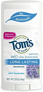 product image for Tom's of Maine Natural Long-Lasting Deodorant Stick Lavender 2.25 oz (Pack of 8)