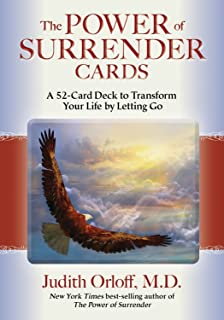 The power of surrender let go and energize your relationships the power of surrender cards a 52 card deck to transform your life by fandeluxe Image collections