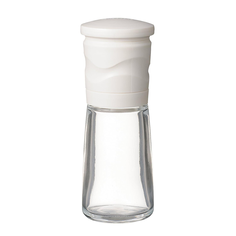 Kyocera Advanced Ceramic Adjustable Ceramic Mill, White