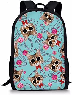 Coloranimal Cartable Bulldog Backpack+lunch Bag-1