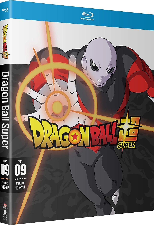 Dragon Ball Super: Part 9 Blu-ray (Dual Audio)