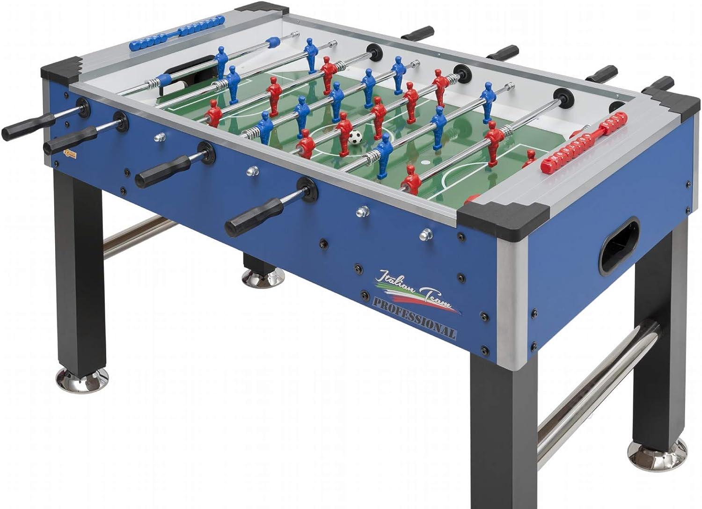 VILLA GIOCATTOLI 1090 – Futbolín Modelo Professional: Amazon.es: Juguetes y juegos