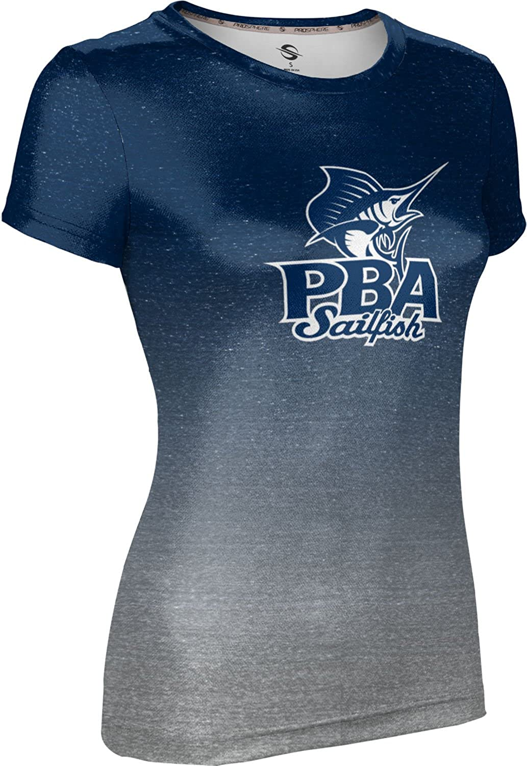 Ombre ProSphere Palm Beach Atlantic University Girls Performance T-Shirt
