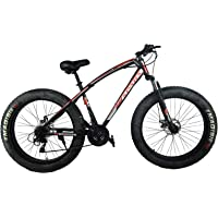Orbis Spark Fat Bike Fat Tyre Cycle for Adults & Unisex