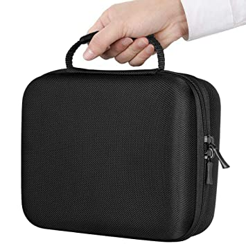 Carry Case for PlayStation Classic Console, Hard Carrying Case Travel Bag Waterproof Storage for Sony PS Classic Mini (2018)