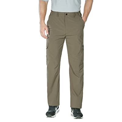 Amazon.com : Nonwe Men's Outdoor Quick Dry Water-Resistant Breathable Cargo Pants : Clothing