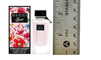 fbf621c9266 Amazon.com : Gucci Flora Gorgeous Gardenia by Gucci for Women 0.16 ...