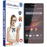 Cellbell Tempered Glass Screen Protector For Sony Xperia Z1