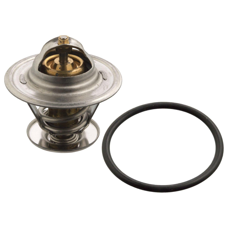 febi bilstein 17976 Thermostat mit O-Ring, Schalttemperatur 87° C, 1 Stück Ferdinand Bilstein GmbH + Co. KG