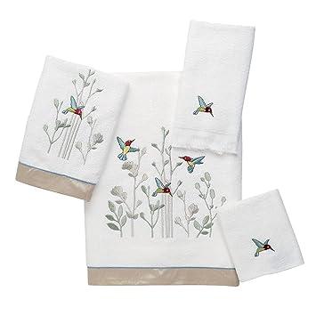 Amazon.com: Avanti Calibri - Toalla de baño: Home & Kitchen