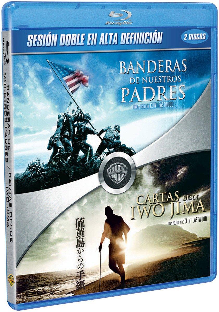 Banderas de nuestros padres + Cartas desde Iwo Jima Blu-ray ...