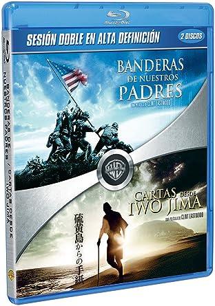 Amazon.com: Banderas De Nuestros Padres + Cartas Desde Iwo ...
