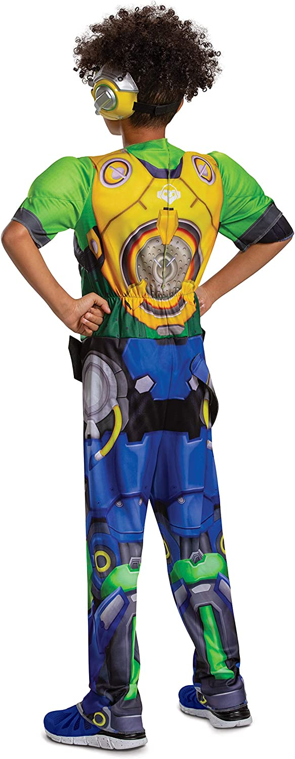 Disguise Lucio Classic Muscle Child Costume