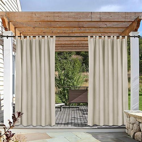 cololeaf Indoor/Outdoor Curtain