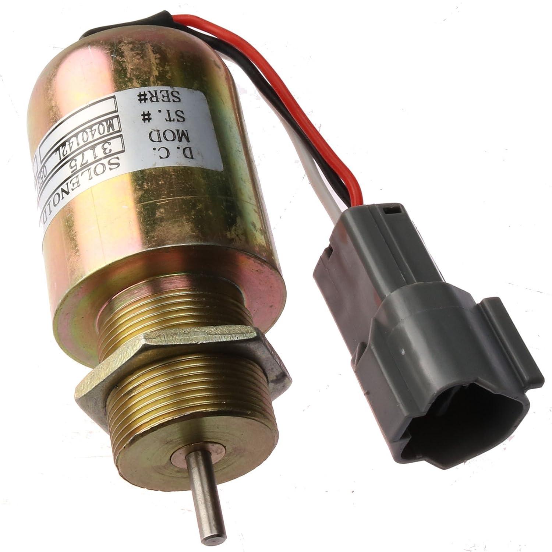 Wiring Diagram Further Cummins Fuel Shut Off Solenoid Wiring Diagram